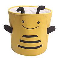 "Корзина текстильная Handy Home ""Пчелка"", 40х42 см (CEW-06)"