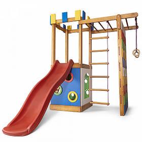 Детские спортивные площадки уличные Babyland-27