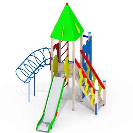 Детский игровой комплекс L101, фото 2