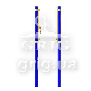 Волейбольные Стойки Регулируемые с натяжным механизмом, фото 2