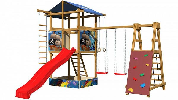 Детские спортивные площадки уличные SportBaby-9