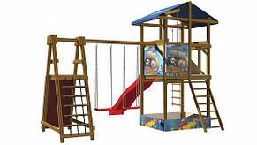 Детские спортивные площадки уличные SportBaby-9, фото 3