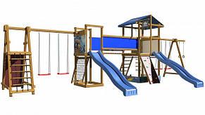 Детские игровые площадки для двора SportBaby-13, фото 3