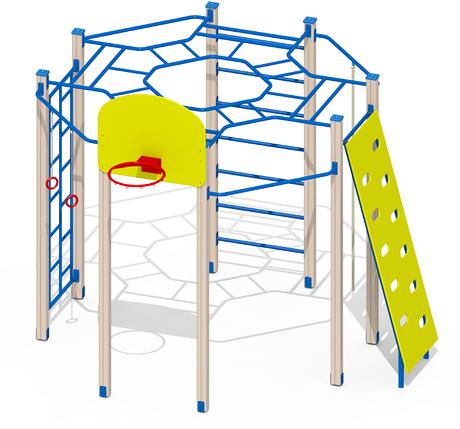 Детский спортивный комплекс, фото 2