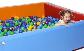 Сухой бассейн KIDIGO™ Квадрат 2 м, фото 2