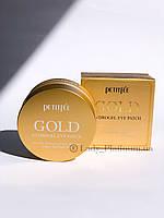 Гидрогелевые патчи для глаз Petitfee&Koelf Gold Hydrogel Eye Patch с золотом, 60 шт