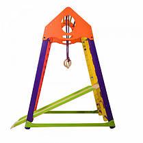 Спортивный уголок деревянный BambinoWood Color, фото 2