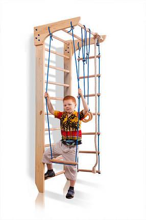 Шведская стенка деревянная Kinder 2-220, фото 2
