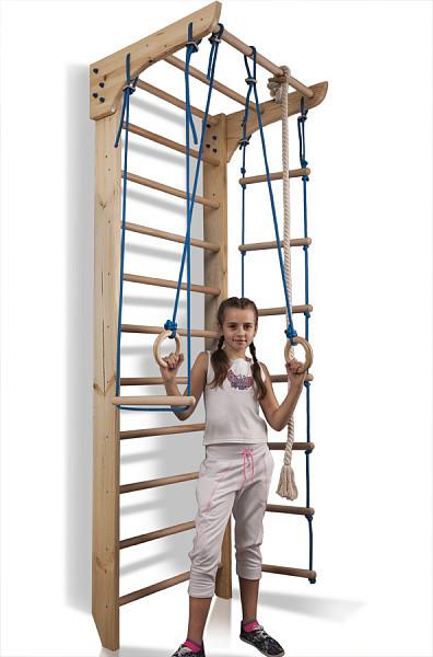 Шведская стенка деревянная «Kinder 2-240»