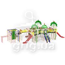 """Игровой комплекс """"Весёлые джунгли 2"""", фото 2"""