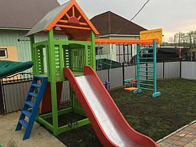Детский игровой комплекс для улицы Тарзан мини