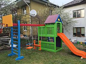Детские игровые комплексы для улицы Тарзан для детей