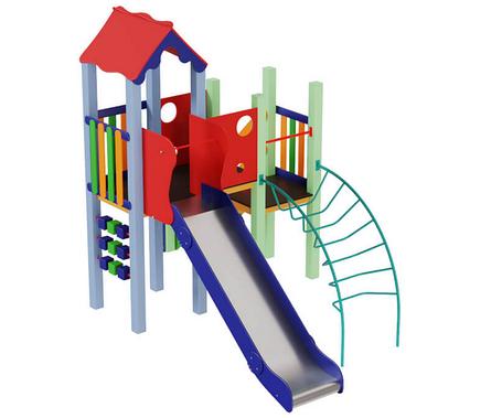 Дитячий комплекс Качечка 1,5 м, фото 2