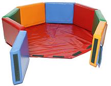 Сухой бассейн KIDIGO™ Восьмигранник 1,5 м, фото 2
