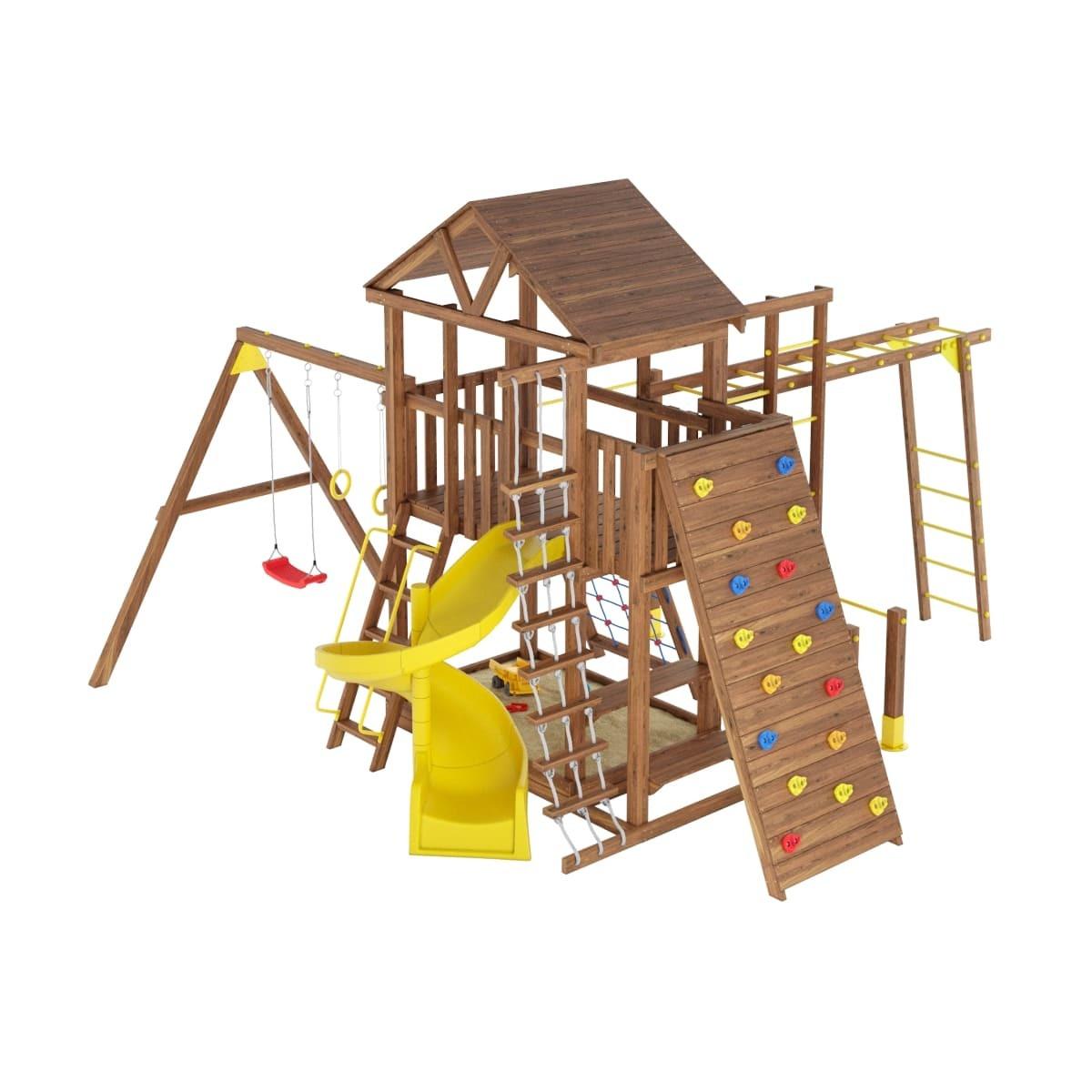 Детский игровой комплекс Leaf 8