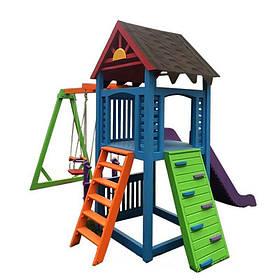 Детская игровая площадка Капитошка