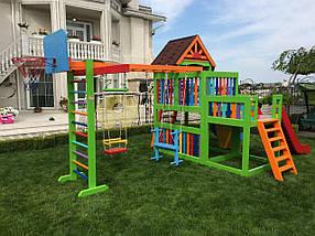 Детские спортивные площадки уличные Маугли