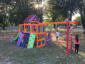 Детская спортивная площадка Буратино