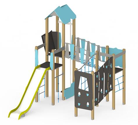 Дитячий ігровий комплекс Es35, фото 2