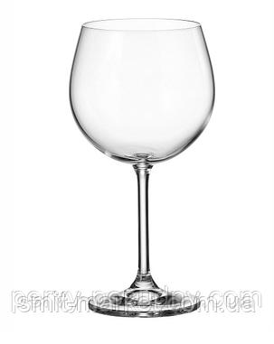 Набір келихів для вина Bohemia Colibri 570 мл, фото 2