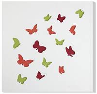 """Оригинальный настенный декор, панно-картина """"Бабочки"""" от Vialli Design"""
