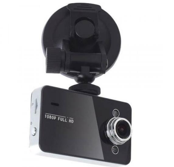 Автомобильный видеорегистратор Vehicle Blackbox DVR Full HD 1080p Черный (KG-436)