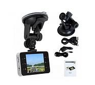 Автомобильный видеорегистратор Vehicle Blackbox DVR Full HD 1080p Черный (KG-436), фото 2
