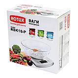 Кухонные весы Rotex RSK18-P, фото 2