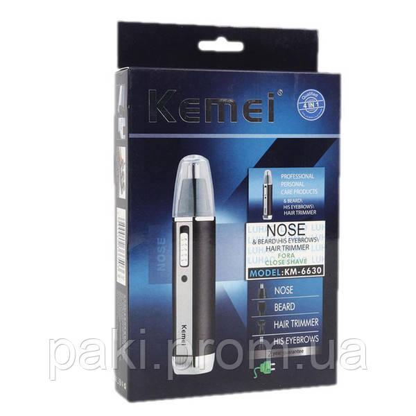 Триммер для носа Kemei km-6630