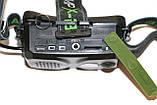 Фонарь налобный Rablex WD472 Bluetooth, фото 2