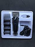 Машинка для стрижки волос Kemei KM-2810, фото 3