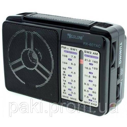 Радиоприемник GOLON RX-607AC