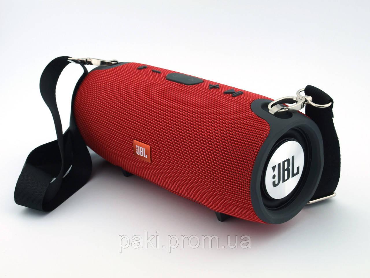 Портативная bluetooth колонка в стиле JBL Xtreme BIG (Красная)