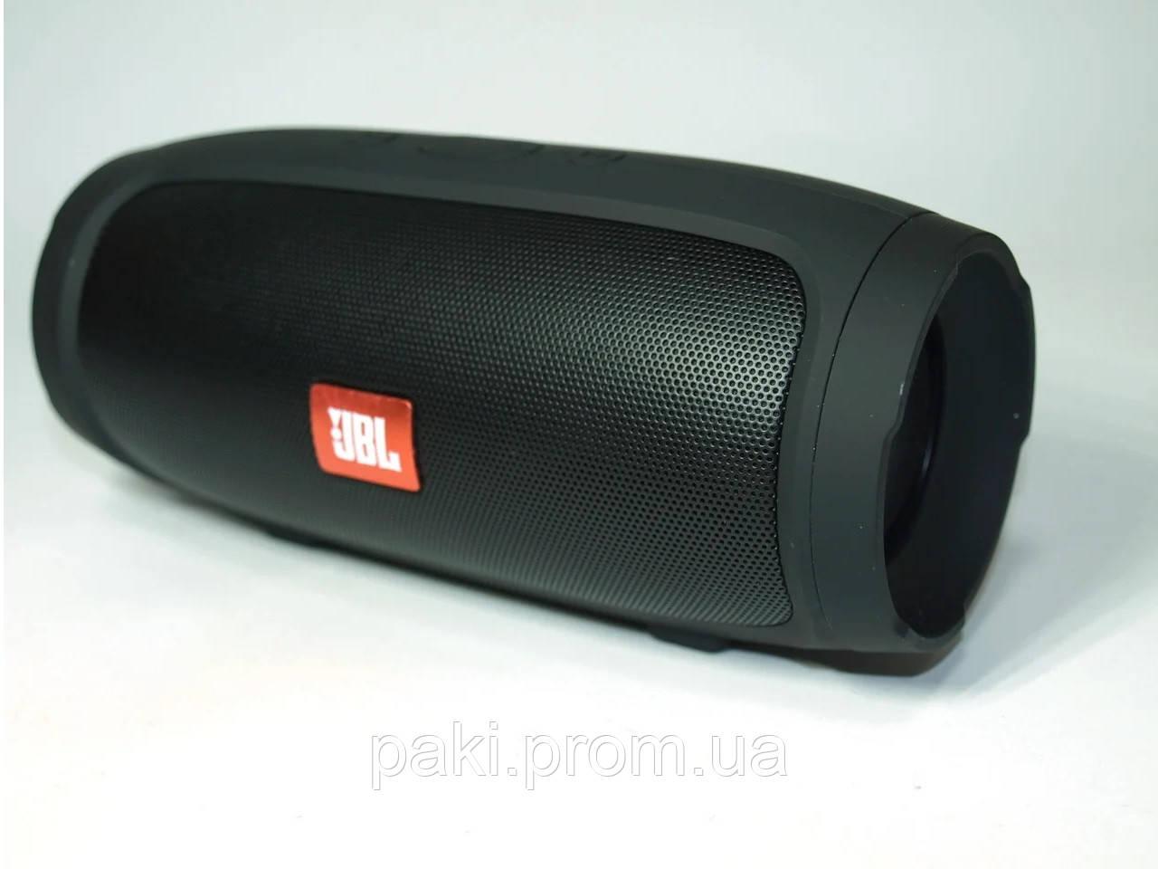 Портативная bluetooth колонка в стиле JBL Charge mini 3+ (Черная)