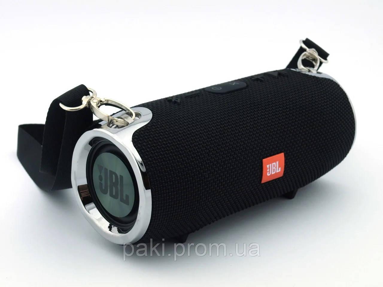 Портативная bluetooth колонка в стиле JBL Xtreme mini (Черная)