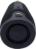 Портативная bluetooth колонка T&G TG-125 (Черная), фото 2