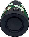 Портативная bluetooth колонка T&G TG-125 (Камуфляж), фото 2