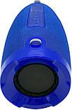 Портативная bluetooth колонка T&G TG-526 (Синий), фото 2