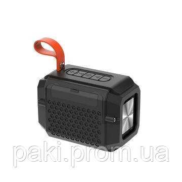 Портативная Bluetooth колонка Hopestar P18 IPX6 (Черный)