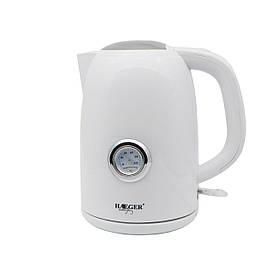 Электрический чайник Haeger HG7812 с датчиком температуры