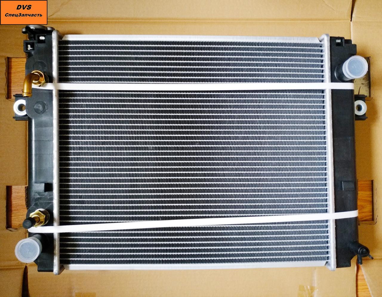 Радиатор для погрузчика Mitsubishi FD30NT
