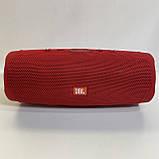 Новая Портативная bluetooth колонка в стиле JBL Сharge 4, Красная, фото 2