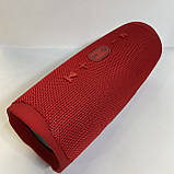 Новая Портативная bluetooth колонка в стиле JBL Сharge 4, Красная, фото 3