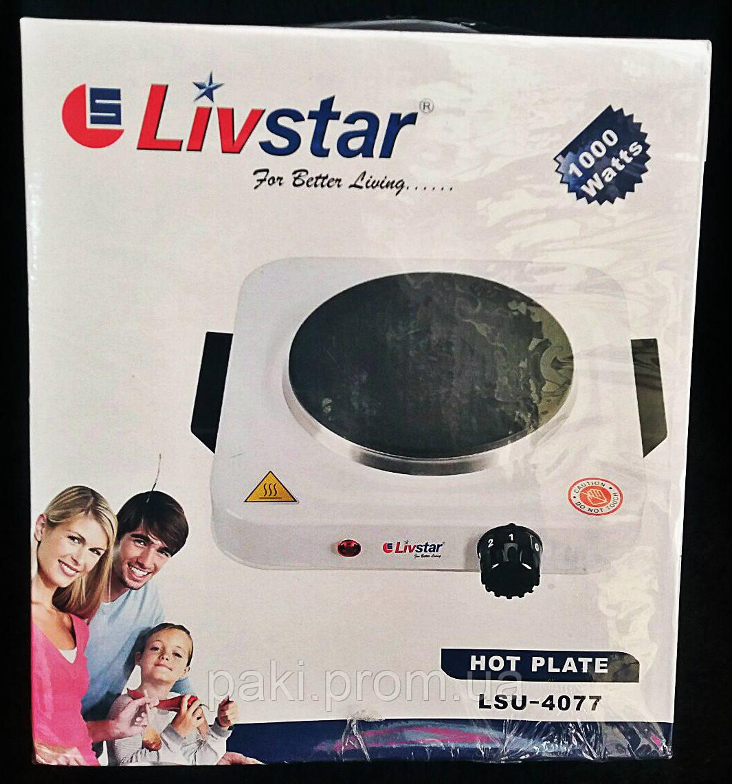 Плитка электрическая Livstar LSU-4077