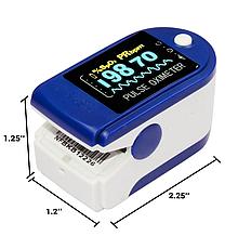 Портативний Пульсоксиметр (Оксиметр) CMS50D OLED