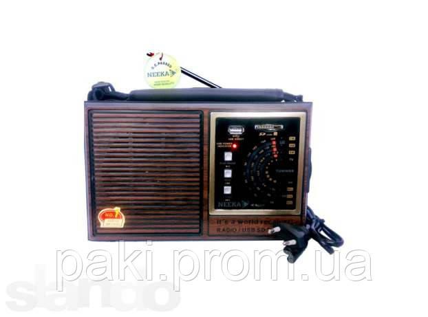 Радиоприемник NEEKA NK-9933UAR