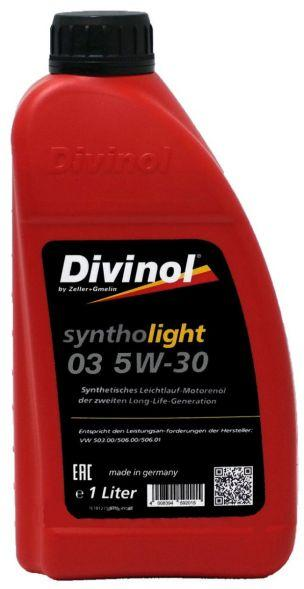 Масло Divinol Syntholight 03 5W-30 1л