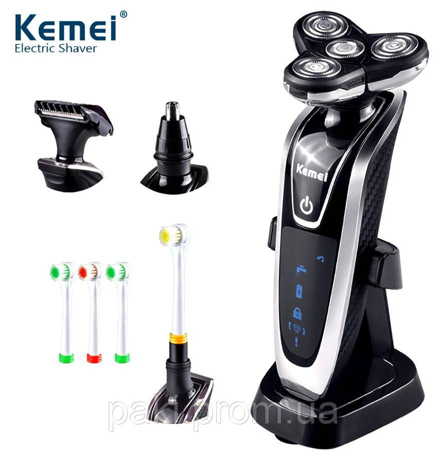 Стайлер Kemei KM 5181 4в1