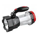 Фонарь-лампа аккумуляторная светодиодная yajia 5837 24(SMD)+1LED(1W), фото 2