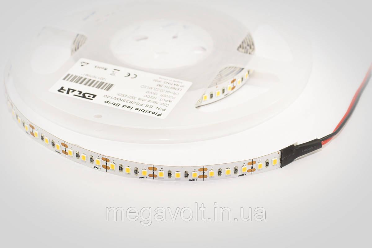 Светодиодная лента ESTAR SMD 2835/120 (IP20) premium 24V нейтральная белая (3800-4300К)